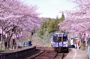 能登さくら駅 写真1